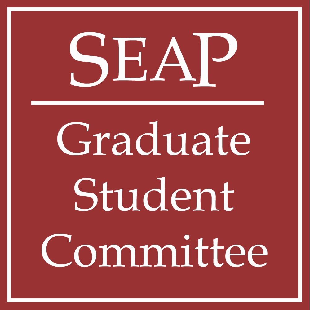 Logo of the SEAP Graduate Student Committee