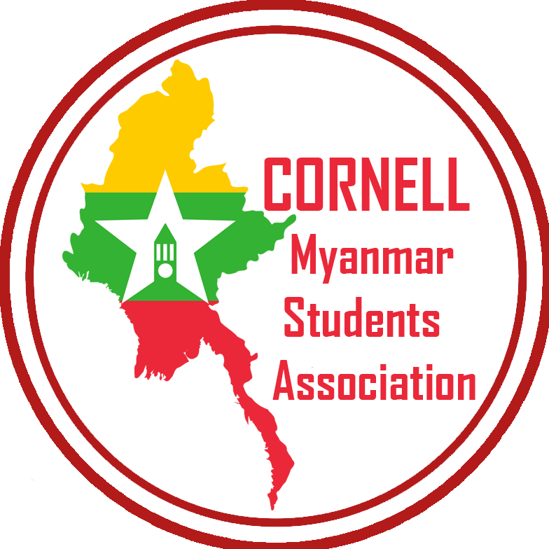 Logo of the Cornell Myanmar Students Association