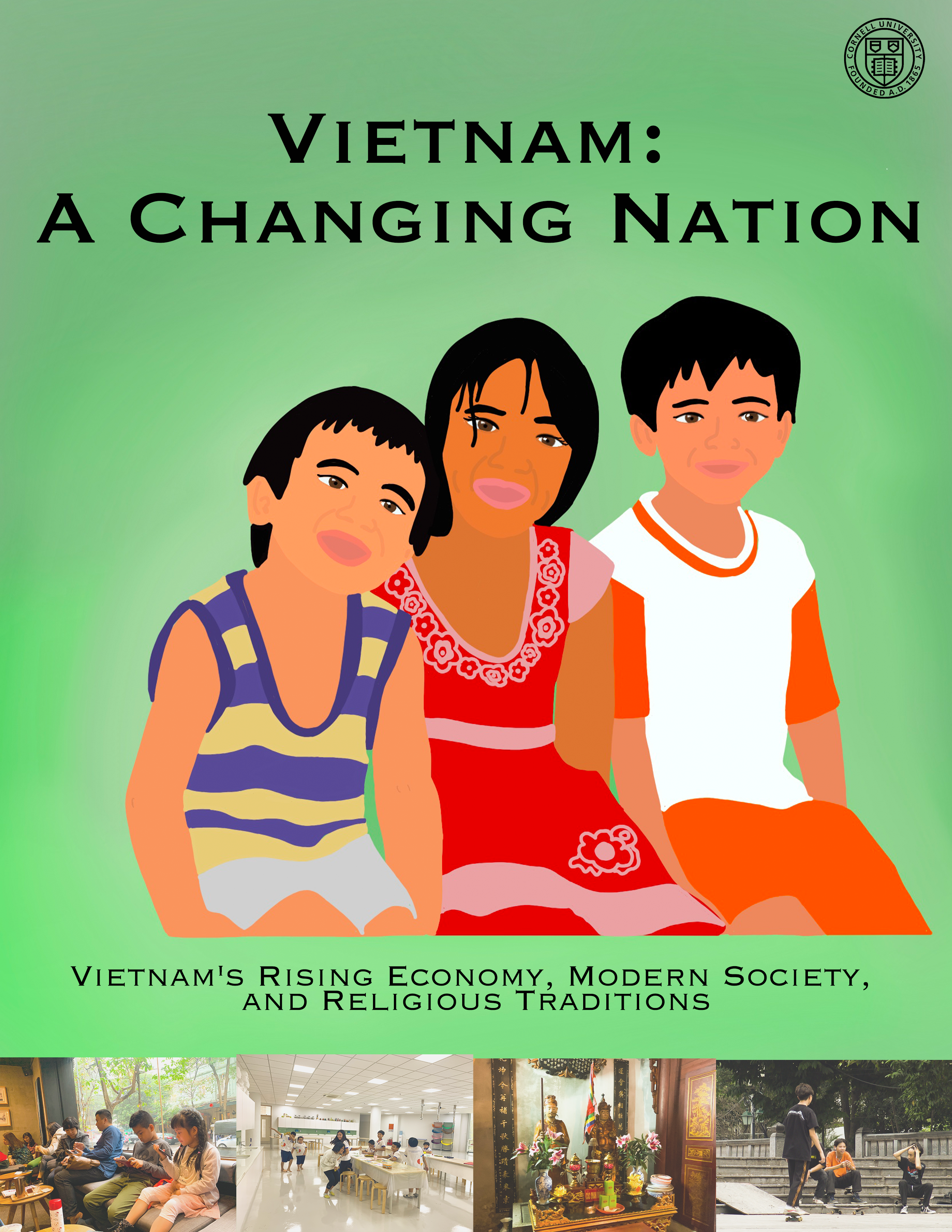 Vietnam a changing nation