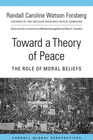 Cover of Toward a Theory of Peace