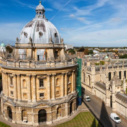Oxford University IES Brettschneider Exchange