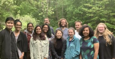 Einaudi-SSRC 2019 cohort at spring 2019 workshop